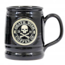 Death Wish Coffee (handgjord keramikmugg 2019)
