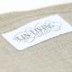 Flergångs V60-filter i linne