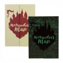 Harry Potter - Marauders map anteckningsbok