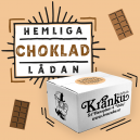 Hemliga lådan - Choklad