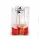 Tuttifruttiklubba (3-pack)