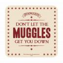 Underlägg (Don't let the Muggles let you down) - Harry Potter