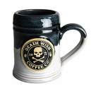 Death Wish Coffee (handgjord keramikmugg 2021)