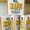 Kaffikola från Kränku