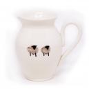 Mjölkkanna två lamm