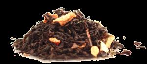 Smaksatt svart te