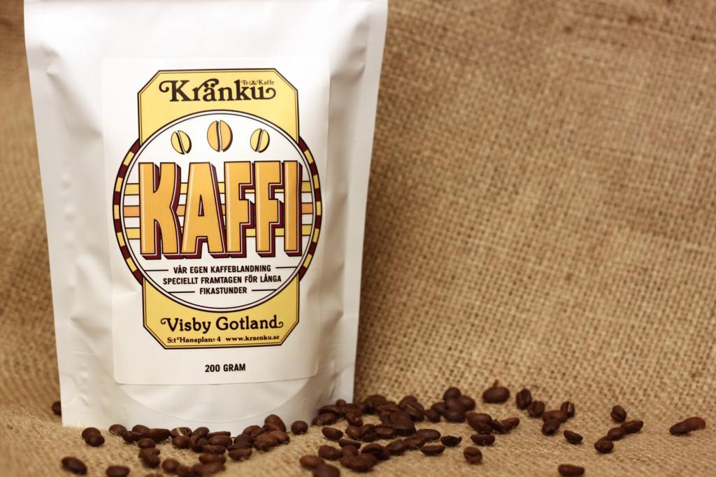 Kaffi - en unik kaffeblandning från Kränku