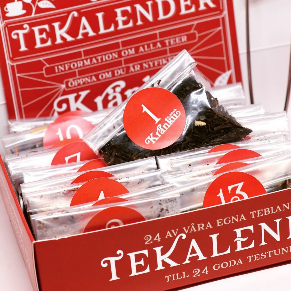 Kränku Tekalender 2018