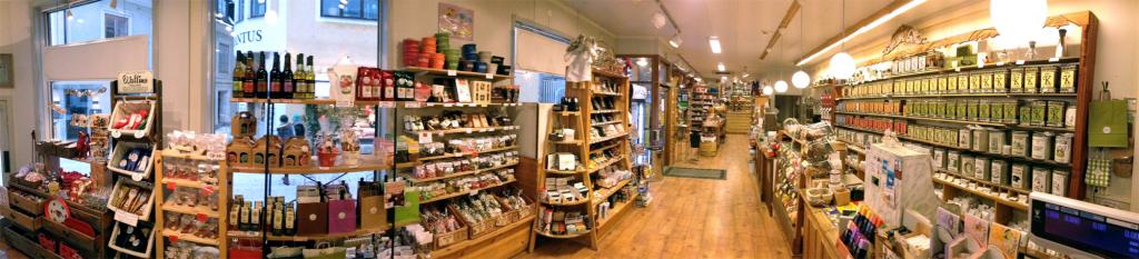 Butiken - julen 2012