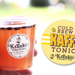 Cold Brew Kaffi Tonic