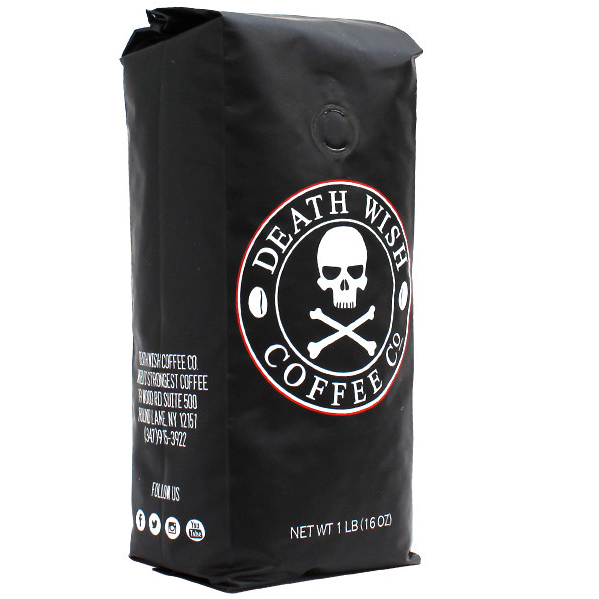 Death wish kaffe