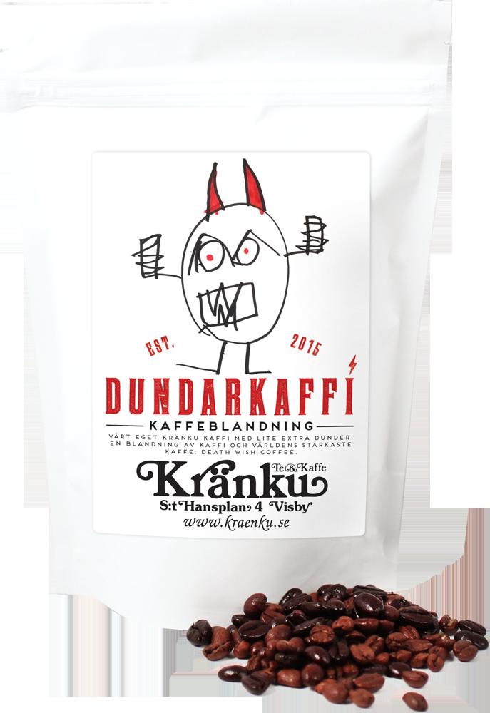 Dundarkaffi från Kränku