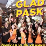 Glad påsk från Kränku 2015