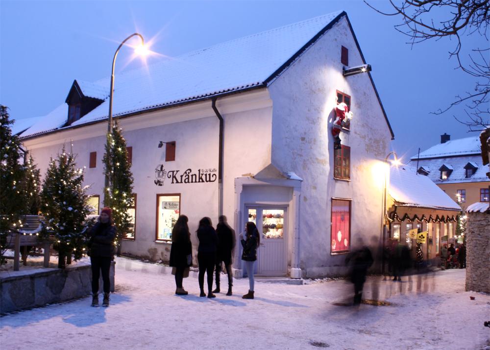 Kränkuhuset julen 2012