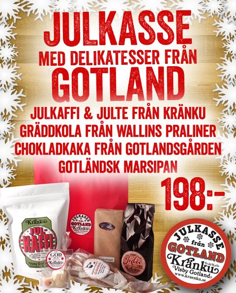 Julkasse Gotland
