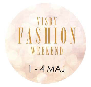 Logo Visby Fashion Weekend 2014
