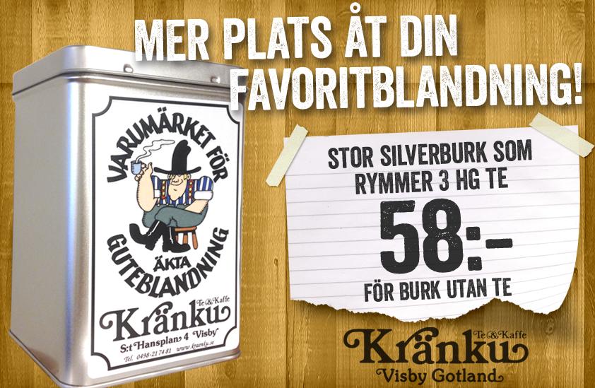 Silverburk 300 g