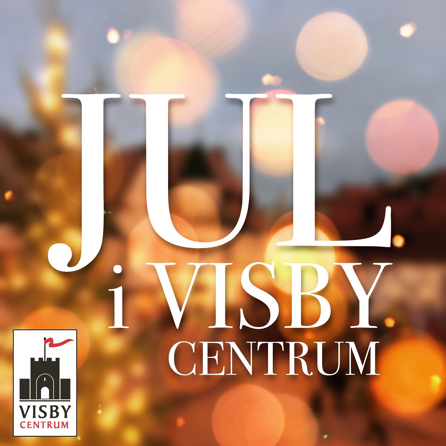 Jul i Visby Centrum