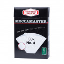 Pappersfilter 1x4 (Moccamaster)
